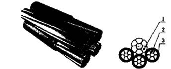 Монтаж самонесущих изолированных проводов сип
