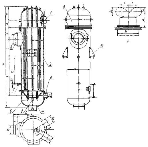 Подогреватель высокого давления ПВ-1550-380-70-1 Мурманск Кожухотрубный конденсатор ONDA L 32.303.2438 Элиста