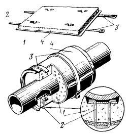 Внутренней стен подвала гидроизоляции устройство