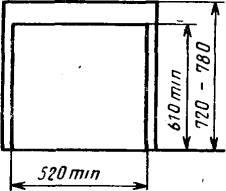 ГОСТ 13025.3-85 Мебель бытовая. Функциональные размеры столов (с Изменен..